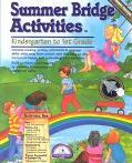 Summer Bridge Activities Kindergarten to 1st Grade