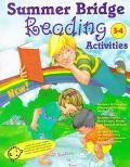 Summer Bridge Reading Activities Third to Fourth