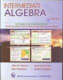Alegbra Part II; Intermediate Algebra