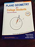 Plane Geometry for college student 2nd Edition