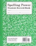 Spelling Power Notebook Green Grades 4 - 6