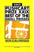 Pushcart Prize Xxix Best Of The Small Presses, 2005 Edition