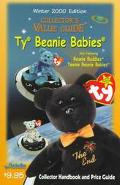 Ty Beanie Babies Winter Value Guide, 2000 - Checkerbee Publishing - Paperback - 8TH