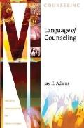 Language of Counseling