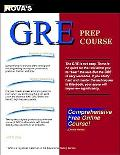 Gre Prep Course With Software Online Course