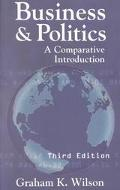 Business and Politics A Comparative Introduction