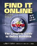 Find It Online The Complete Guide To Online Research