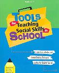 Tools For Teaching Social Skills In School Lesson Plans, Activities, and Blended Teaching TE...