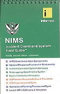 NIMS: Incident Command System Field Guide