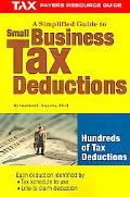 Simplified Guide to Small Business Tax Deductions