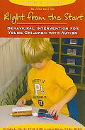 Right from the Start Behavioral Intervention for Young Children with Autism
