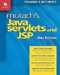 Murach's Java Servlets and JSP