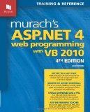 Murach's ASP.NET 4 Web Programming with VB 2010