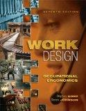 Work Design: Occupational Ergonomics