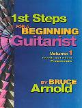 1st Steps for a Beginning Guitarist Chords and Chord Progressions