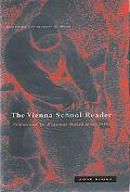 Vienna School Reader Politics and Art Historical Method in the 1930s