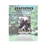 Statistics: Concepts and Methods