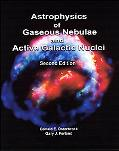 Astrophysics Of Gaseous Nebulae And Active Galactic Muclei