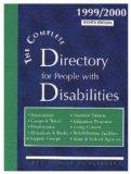 The Complete Directory for People with Disabilities, 1999/2000