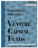 The 2000 Directory of Venture Capital Firms: Domestic & International