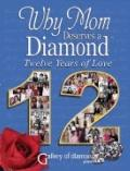 WHY MOM DESERVES A DIAMOND - 12 Years of Love
