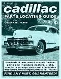 Cadillac/Deville/Eldorado/Fleetwood/Seville Parts Locating Guide