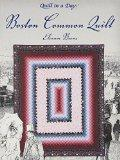Boston Common Quilt