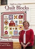 Quilt Block on American Barns (Quilt in a Day Series)