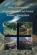 Policy Instruments for Environment and Natural Resource Management
