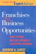 Franchises & Business Opportunities