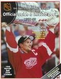 NHL Official Guide and Record Book 1998-1999