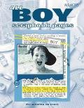 All-Boy Scrapbook Pages The Growing Up Years