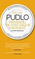 Pudlo Provence, Cote d'Azur and Monaco 2008-2009