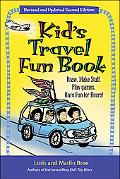 Kid's Travel Fun Book