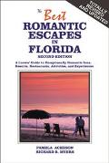 Best Romantic Escapes in Florida - Pamela Acheson - Paperback - 2ND