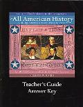 All American History The Explorers to the Jacksonians