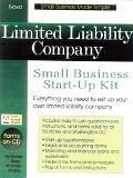 Limited Liability Company Small Business Start-Up Kit
