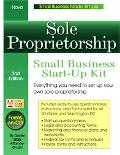 Sole Proprietorship Small Business Start-up Kit
