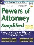 Powers of Attorney Simplified, 2nd Edition : Te Ultimate Guide to Powers of Attorney