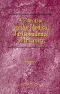 Treatise on the Medical Jurisprudence of Insanity