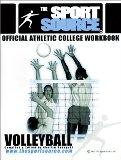 The Official Athletic College Workbook Volleyball