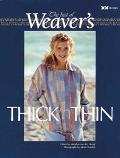Best of Weaver's Thick 'N Thin