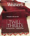 Twill Thrills 35 Projects In The New Twills