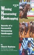 Winning Horseracing Handicapping Secrets of a Successful Horseracing Handicapper  Secrets of...