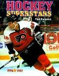 Hockey Superstars, 1995-96; 16 Super Mini-Posters of Top Hockey Stars with Quotes and Facts....