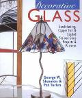 Decorative Glass Sandblasting, Copper Foil, and Leaded Stained Glass  Projects & Patterns