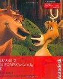 Learning Autodesk Maya 8|Foundation +DVD