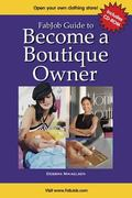Fabjob GT Become a Boutique Owner W/CD-ROM