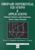 Ordinary Differential Equations and Applications Mathematical Methods for Applied Mathematic...
