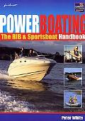 Powerboating Handling Ribs and Sportsboats